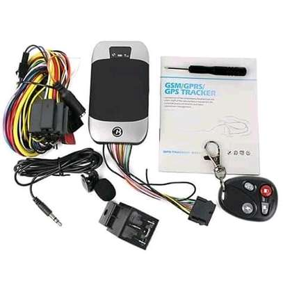 Comprehensive Car Alarm and Tracking image 3