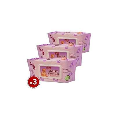 Aryuv Baby Wet Wipes 80pcs Value Pack (x3)