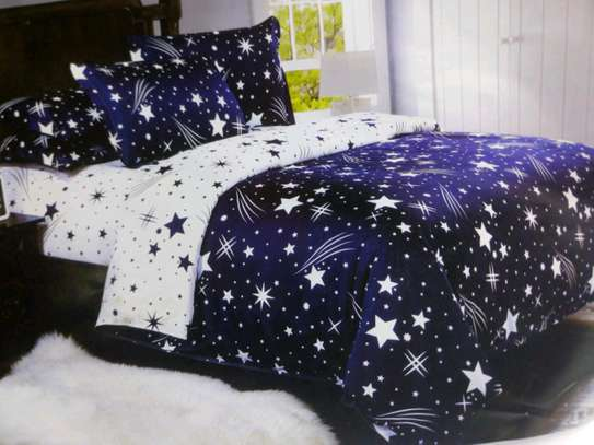 Quality cotton duvets with one pillow case image 12