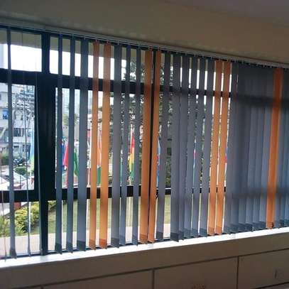 Elegant Office Blind image 1