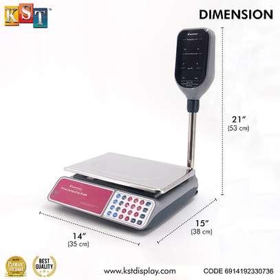 Price Computing Scale 14192-135e image 5