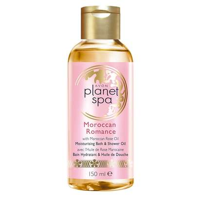 Planet Spa Moroccan Romance Bath & Shower Oil