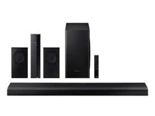 SAMSUNG SMART SOUNDBAR,330W,ALEXA VOICE CONTROL,WI-FI,3.1.2CH,BLUETOOTH-Q70T-BLACK image 2