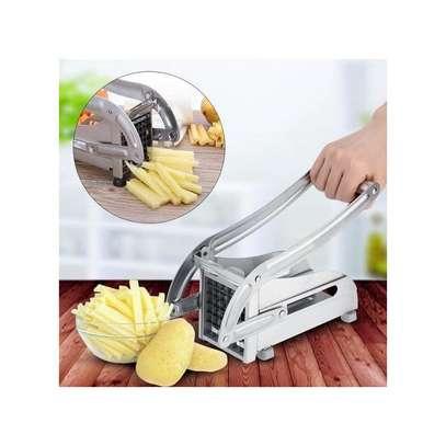 Potato Chipper Slicer Chip Cutter image 2