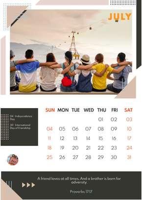 Bible Desk Calendars image 9