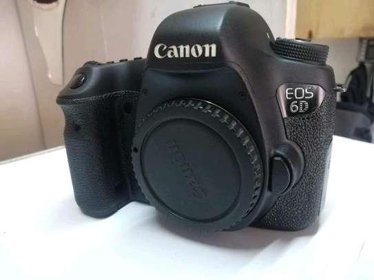 Canon 6D body DSLR camera 64GB image 1