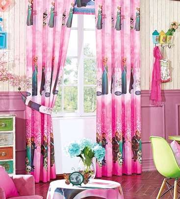 Baby curtains image 1