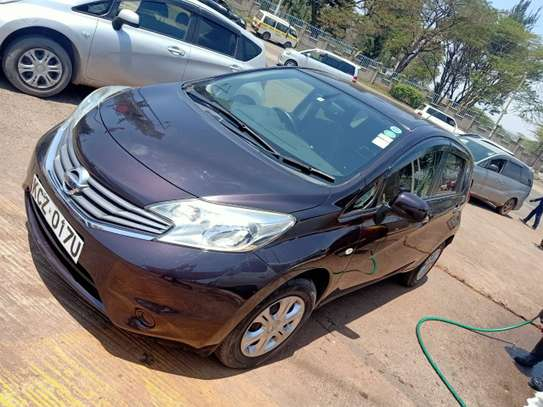 Nissan Note for hire @ 4000 image 1