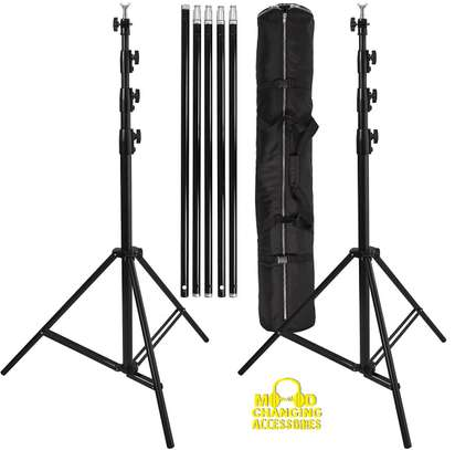 Adjustable Backdrop Stands , Exhibiton Stand, Event Stand, Background Stand image 5
