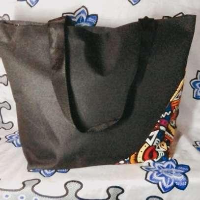 QUALITY BAGS WITH KITENGE(ANKARA) DESIGN image 4