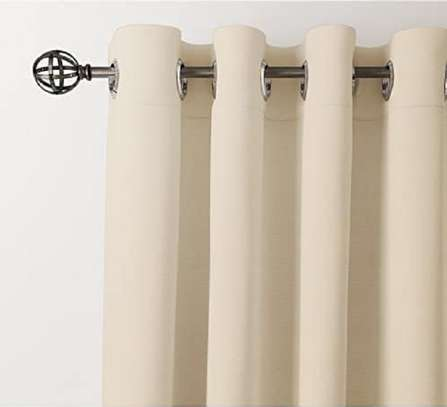 new strong curtain rod image 1