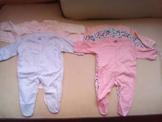 3pure soft cotton sleeping suit