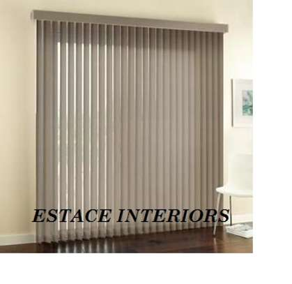 HIGH QUALITY VERTICAL BLINDS/OFFICE BLINDS image 4