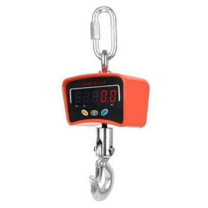 New 500 Kg Digital Hanging Weighing Scale image 1