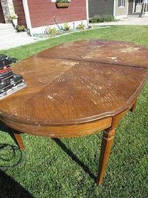 Repair and varnishing of all broken,damaged 'wooden' furniture image 2