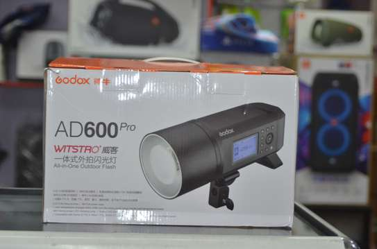 Godox AD600Pro Witstro All-In-One Outdoor Flash image 3