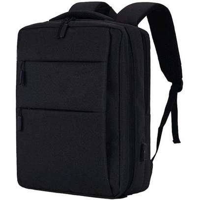 multipurposeOthman Brgenerics Multipurpose Antitheft Backpack &Laptop Bag - Black image 1
