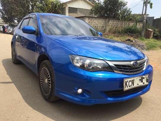 Subaru Impreza Gh2
