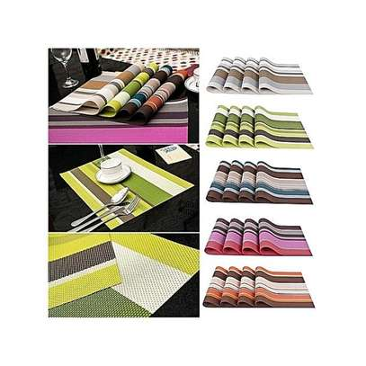 Tablemats image 1