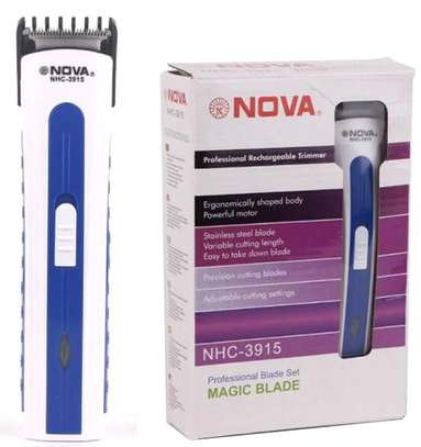 AliExpress NOVA NHC-3915 Professional Electric Hair Trimmer Beard Shaver Razor Rechargeable Hair Clipper Grooming 220V EU Plug or Battery Visit $3.32*· In stock·Brand: Banggood Cheap AC/DC Adapters, Buy Quality Consumer Electronics Directly from China Suppliers:NOVA NHC 3915 Professional Electric Hair Trimmer Beard Shaver ... image 1