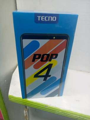 Tecno Pop 4 New 32gb 2gb ram 6.0 inch- Fingerprint Scan Unlock