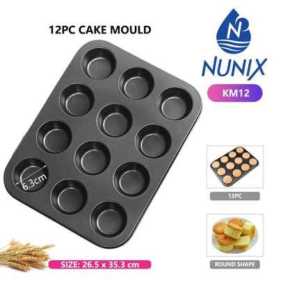 12piece cake mould image 1