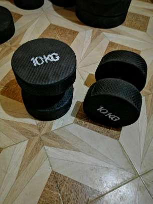Gym Weights and benches image 10