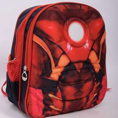 Iron man youngster bag pack