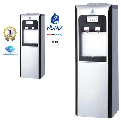 Nunix Hot And Cold Free Standing Water Dispenser- R38C image 1