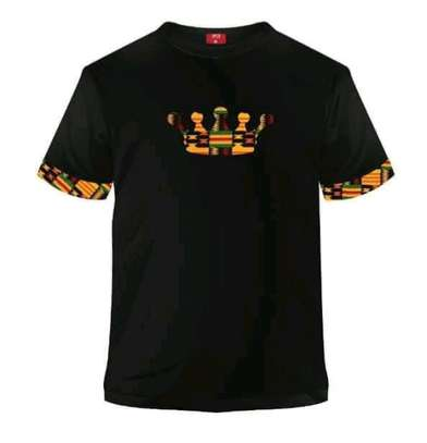 Ankara Crown T-Shirt