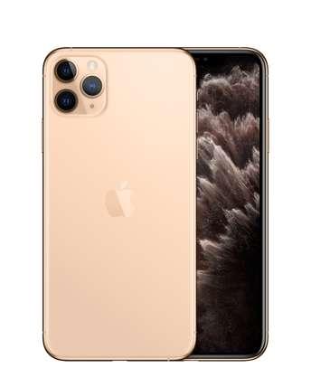 Iphone 11 PRO MAX 64GB.1 Year Apple Warranty image 1