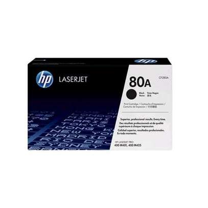 Hp 80A genuine toners image 1