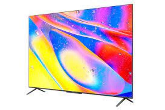 TCL QLED 4K 50 inch C725 Android 11 TV image 1