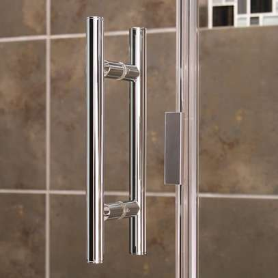 Frameless Glass Door Handles