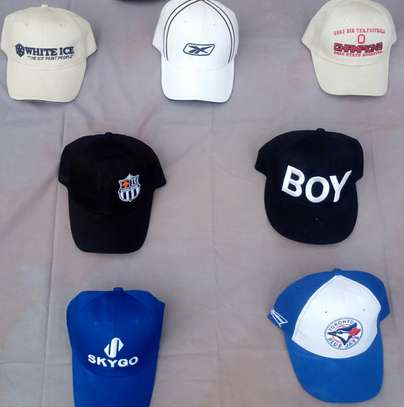 CAPS AND POLO TYPE SHIRTS image 1