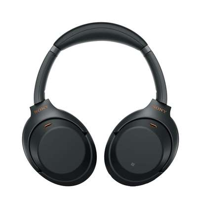 SONY WH100MX3 NOISE CANCELLING WIRELESS HEADPHONES image 1