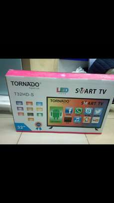 Tornado 32inches smart tv