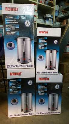 25litre Electric tea-urn/Electric tea-urn/25pc redberry electric tea-urn image 1
