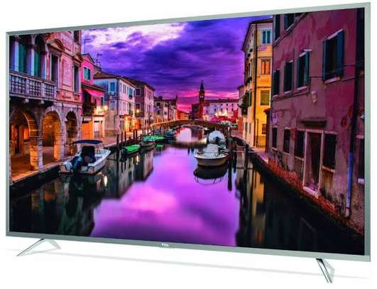 TCL 55 inches Android Smart Digital 4K Tvs image 1