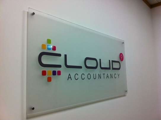 Office Signs/ Light Box Signs and  3D signs  image 5