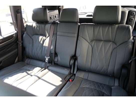 Lexus Lx570 2018 Pearl image 11