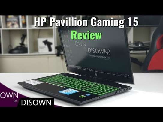 Hp pavilion gaming 2019 model image 1