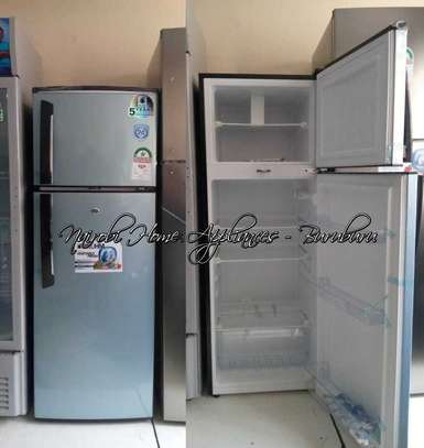Bruhm 225L Double Door Fridge image 1