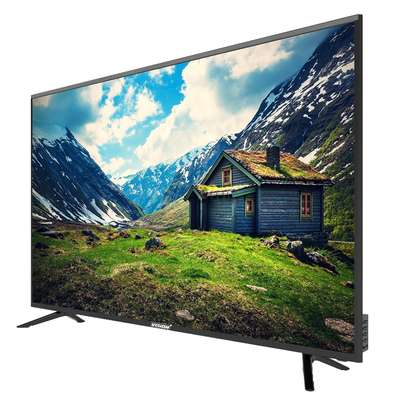 VISION PLUS 50 Inch SMART 4K UHD ANDROID TV VP8850S. Call Now image 1