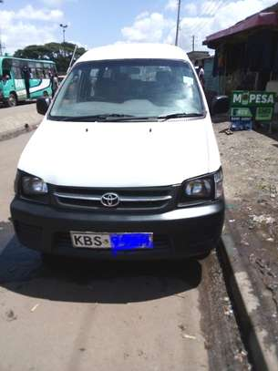 Toyota Townace at 420,000. Negotiable