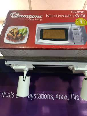 Ramtons Microwave+Grill 20 litres