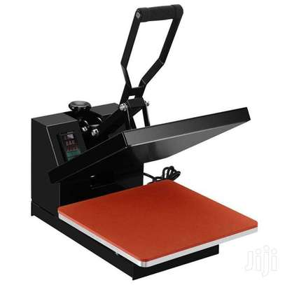 Heat Press Machine for T-shirt Clothes Transfer Sublimation image 2