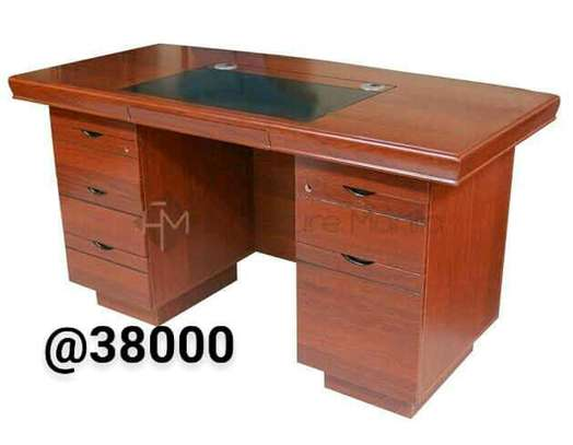 Executive office and home computer study tables image 7