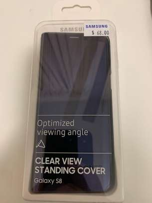 Official Clear View Case with Sensor for Samsung Galaxy S8/S8 Plus image 6