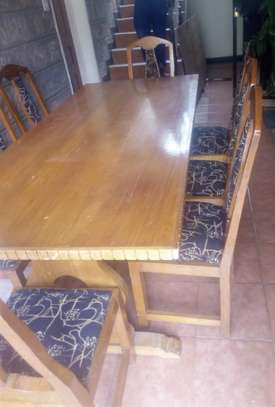 Dining Table (8 Seater) image 1